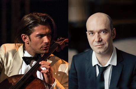 Gautier Capuçon and Jérôme Ducros