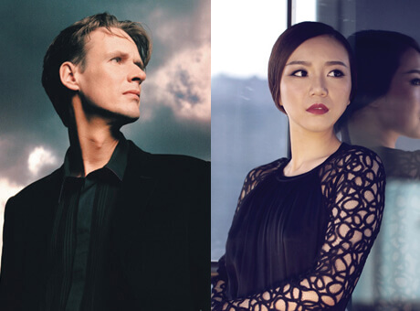Ian Bostridge, Wenwen Du